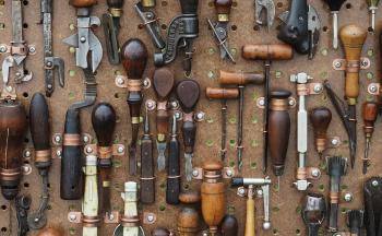 Arbeid og verktøy