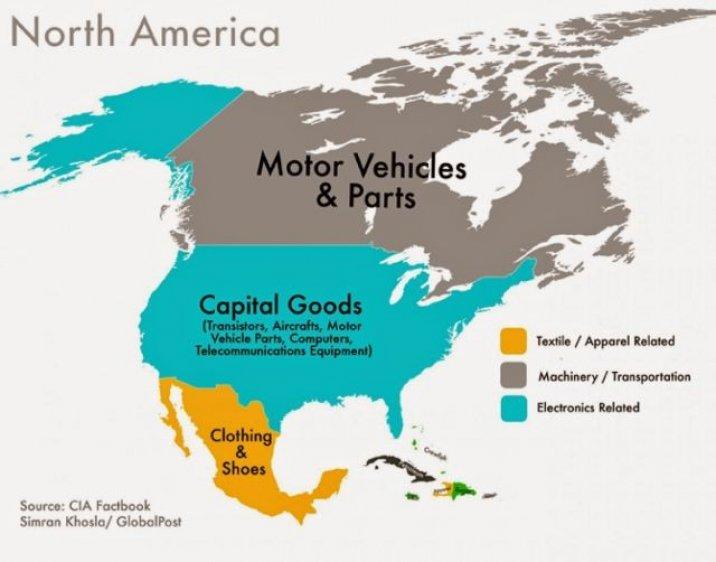 Eksport Se Hva Alle Verdens Land Eksporterer Detaljerte Kart